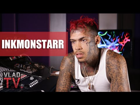 InkMonstarr Calls Out Tyga and Details Relationship with Kylie