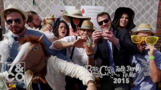 The Filthies Bar Car Kentucky Derby Party 2015