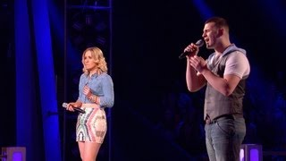 The Voice UK 2013 | Exclusive Preview: Emma Jade Vs Mike - Battle Rounds 3 - BBC One