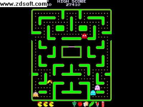 Ms. Pac-Man Plus #1