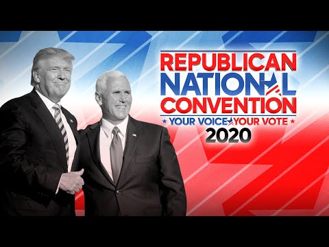 Watch Live: RNC Convention Day 2 featuring speeches from Melania Trump, Mike Pompeo