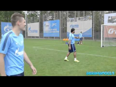 Hulk Funny Compilation - FC Zenit Saint Petersburg - powerful shot