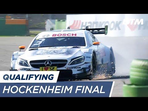 Qualifying (Race 2) - LIVE (English) - DTM Hockenheim Final 2017