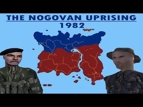The Nogovan Uprising