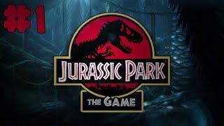 Jurassic Park: The Game - Walkthrough - Part 1 - Episode 1: The Intruder (PC) [HD]