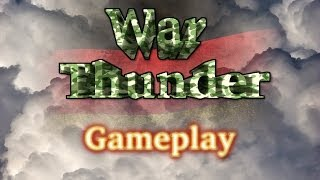 Gameplay War Thunder (nocą). Niemcy. He 111 H3, Bf 109 E1 [4/10]