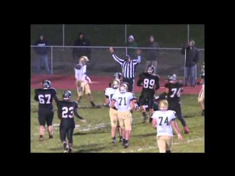 Trevor Cowley 2014 RBC Senior Season Highlights