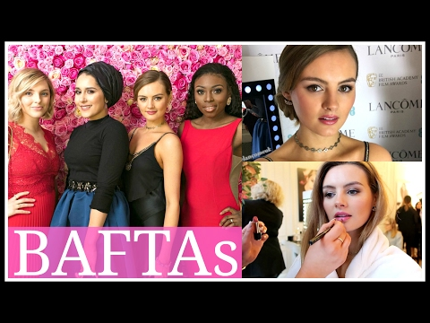 Get Ready With Me for the BAFTAs  Niomi Smart