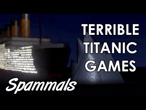 Terrible Titanic Games | You Were Warned!
