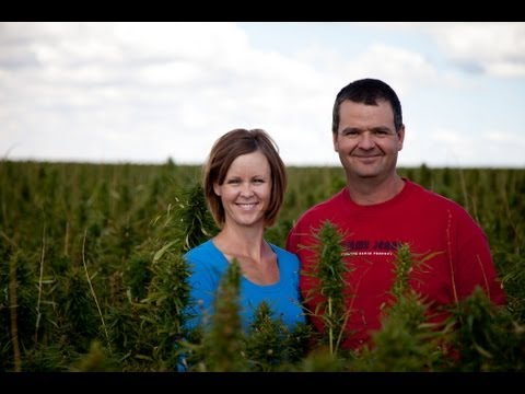 Vegan Organic Hemp | Wickenheiser Sustainable Family Farm