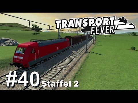 TRANSPORT FEVER S2/#40: Wir erschließen den Süd-Osten [Let's Play][Gameplay][German][Deutsch]