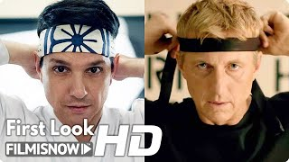 Cobra Kai | First Look trailer for Karate Kid Saga Series