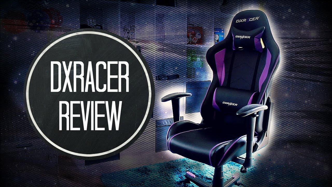 Dxracer F Series Formula Gaming Chair Review Youtube