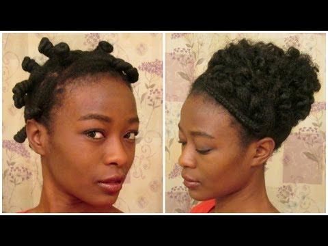 zipper-braid-and-bantu-knot-updo-in-natural-hair