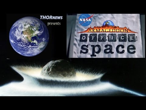 NASA's Armageddon Office Space : HELP WANTED! to Save the World from Killer Asteroids