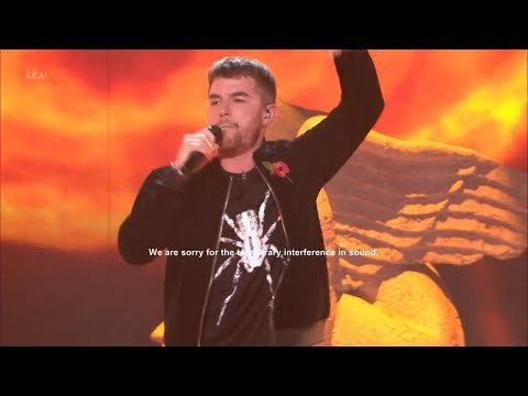 The X Factor UK 2018 Anthony Russell Live Shows Round 3 Full Clip S15E19