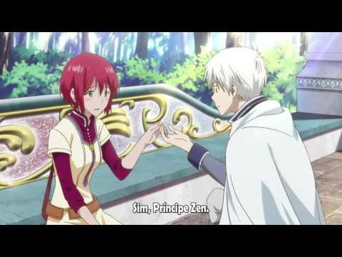 赤髪の白雪姫知ってるひとはこのシーン好きだと思います 知らないひともこれいいなって思うはず!