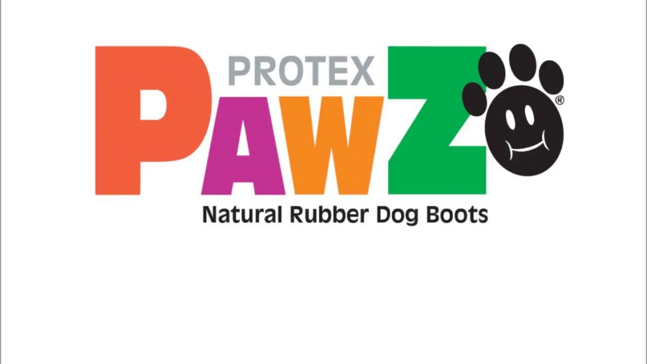 Pawz Disposable Reusable Boots Black Zoo.se