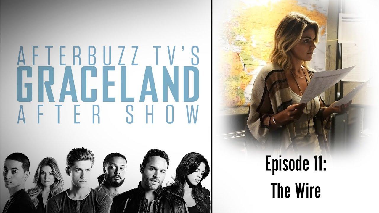 Graceland Season 3 Episode 11 Review & After Show   AfterBuzz TV ...