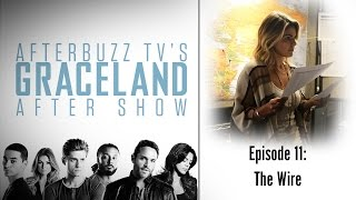 Graceland Season 3 Episode 11 Review & After Show | AfterBuzz TV