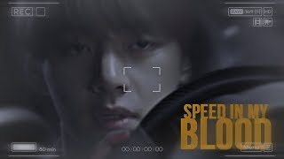 BTS | speed in my blood (racers!au collab)