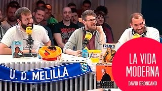 Antonio Castelo, Iggy Rubín y Jorge Ponce son la Hard Party #LaVidaModerna