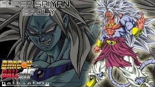 DBAF: Super Saiyan 5 Broly [Commission]
