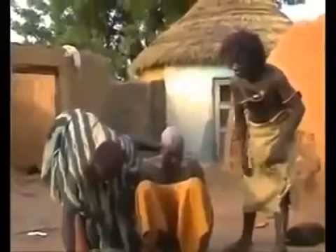 FUNNY MOMENT: HOW THE AFRICAN CURE HEADACHE
