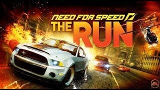 NEED FOR SPEE: THE RUN #1.Мускул кары,уровень профи