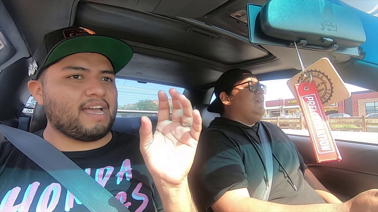 honda prelude behind the scenes! - youtube