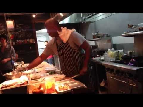 Poetry in Motion: Chef Marco Shaw Stanbury Restaurant, Raleigh, NC