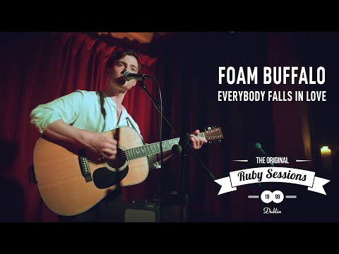 Foam Buffallo  Everybody Falls In Love  at The Ruby Sessions