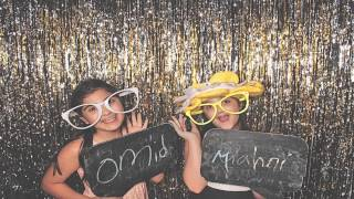 Atlanta Roswell Historic Cottage PhotoBooth - Mahni and Omid Wedding - RobotBooth