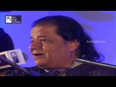 Anup Jalota | Lazzat-e-Gham Badha Dijiye | Ramaiya Vastavaiya | Idea Jalsa | Art and Artistes