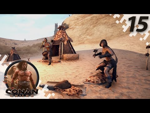 CONAN EXILES: THE FROZEN NORTH - New Patch! - EP15