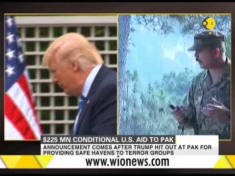 US gives $225MN worth of conditional military aid to Pakistan