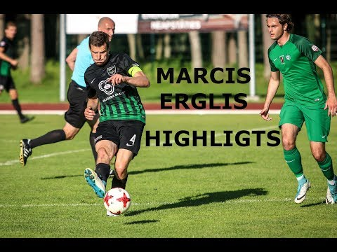 Marcis Erglis | Through Ball Passes | Assists | Long Passing | Playmaking | Vision | HD