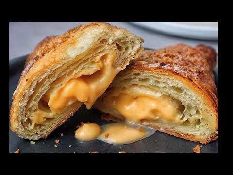 5 croissant melted cheese yang menggoda