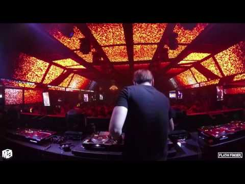 Live-Cam - Flash Finger @ REWIND Tour, Club Route66, Bangkok, Thailand 21st Aug 2016