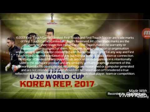 FTS 17  Mod FIFA U20 World cup 2017