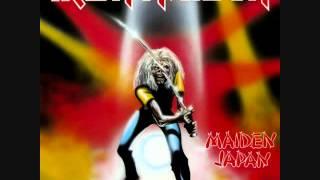 Iron Maiden - Remember Tomorrow [Maiden Japan]