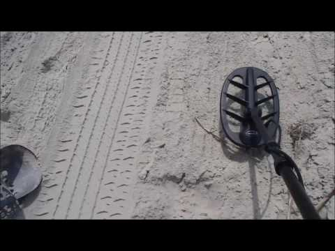 Bad Erosion = Lots of $$$ Beach Metal Detecting, Emerald Isle, NC