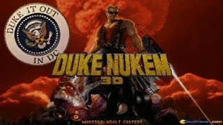 Duke it out in D.C. gameplay (PC Game, 1997)