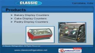 Display Counters & Coolers  By Classic Refrigeration, Bengaluru