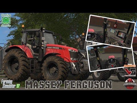 MASSEY FERGUSON 7700 SERIES v3.0  | FARMING SIMULATOR 17 - ALEX FARMER