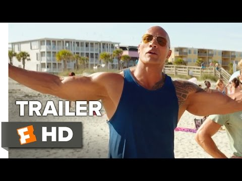 Thumbnail: Baywatch Official Trailer - Teaser (2017) - Dwayne Johnson Movie