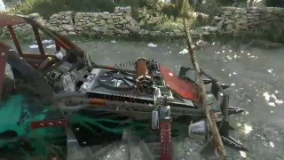 Dying Light The following planos para buggy (coche)