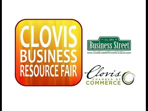 Business Street Online's video coverage of Clovis Business Resource Fair & Trade Show