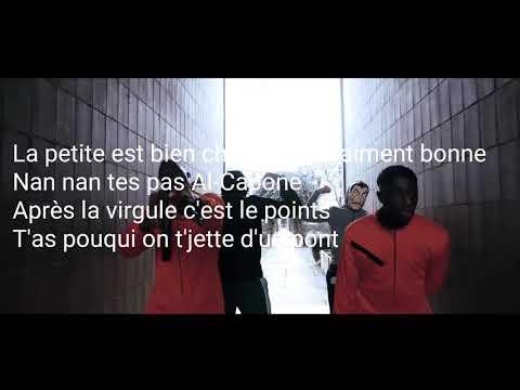SKG - Casa De Papel ( Paroles / Lyrics )