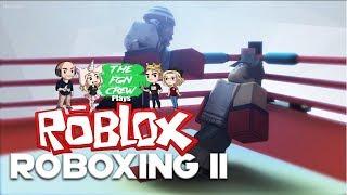 Il FGN Crew Plays: ROBLOX - RoBoxing 2